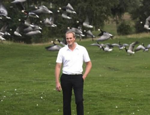 Millennium Golf lost ganzenprobleem op