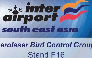 bird repellent laser inter airport exhibition