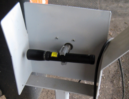 Inventieve Agrilaser Lite oplossing (2)