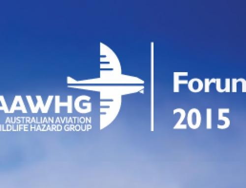 Australian Aviation Wildlife Hazard Group (AAWHG) Forum