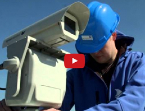 How to repel birds from rooftops using laser technology