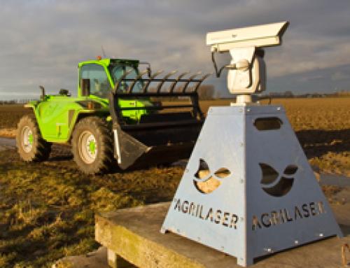 Provincies gaan ganzen verjagen met automatische laser
