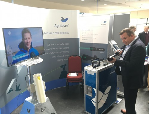 Agrilaser Autonomic proves to be a hit for UK pest controllers