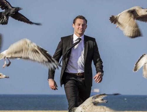 Steinar Henskes, Bird Control Group: 'Ik ben chronisch ontevreden'