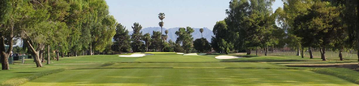 Grand Canyon Golf course
