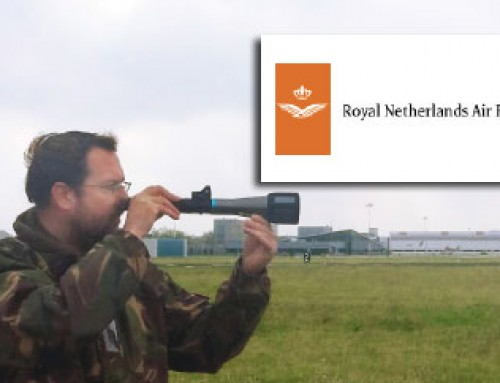 Best bird deterrent alternative to pyrotechnics according to Royal Netherlands Airforce